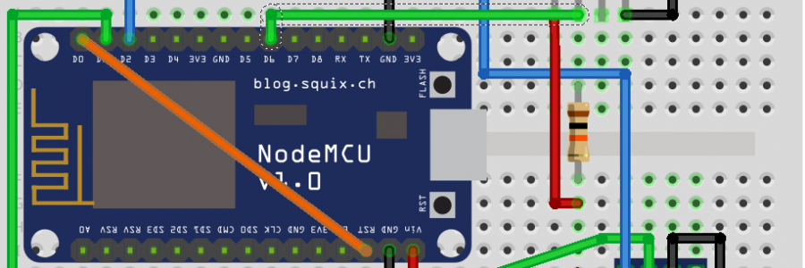 MeteoHome  Yet another NodeMCU ESP8266 weather station